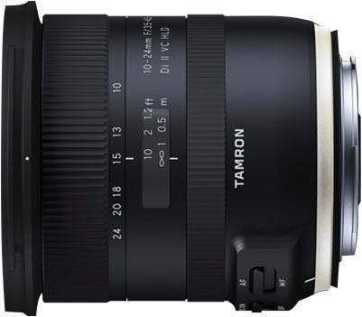 Objektive - Tamron »AF 10 24mm 3.5 4.5 Di II VC HLD« Objektiv  - Onlineshop OTTO