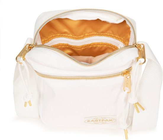 Eastpak Umhängetasche »THE ONE goldout white«