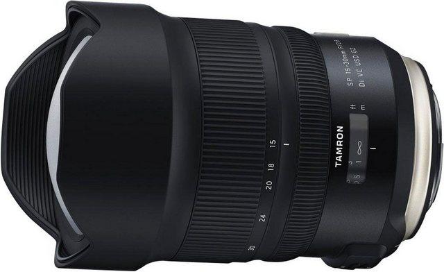 Objektive - Tamron »SP 15 30mm 2,8 Di VC USD G2« Objektiv  - Onlineshop OTTO