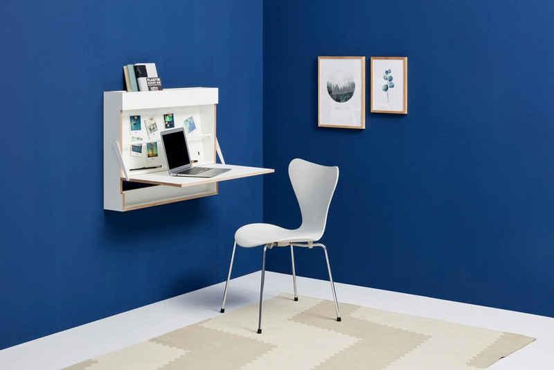 Müller SMALL LIVING Sekretär »Workout«, praktische Umstellung von Sitz- zum Steharbeitsplatz