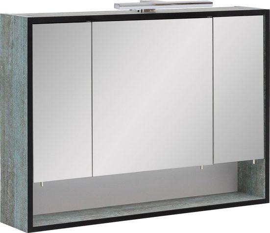 Schildmeyer Spiegelschrank »Maxima« mit LED-Beleuchtung
