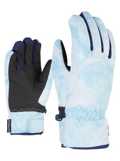 Ziener Skihandschuhe »LUFFI AS(R)«