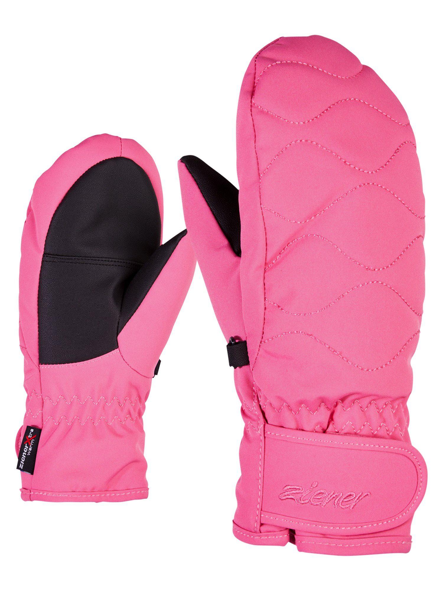 Ziener Mädchen Skihandschuhe LULANA AS® Mitten Girls Glove Junior Fäustlinge