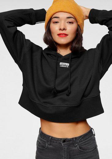 adidas Originals Kapuzensweatshirt »VOCAL CROP HOOD«