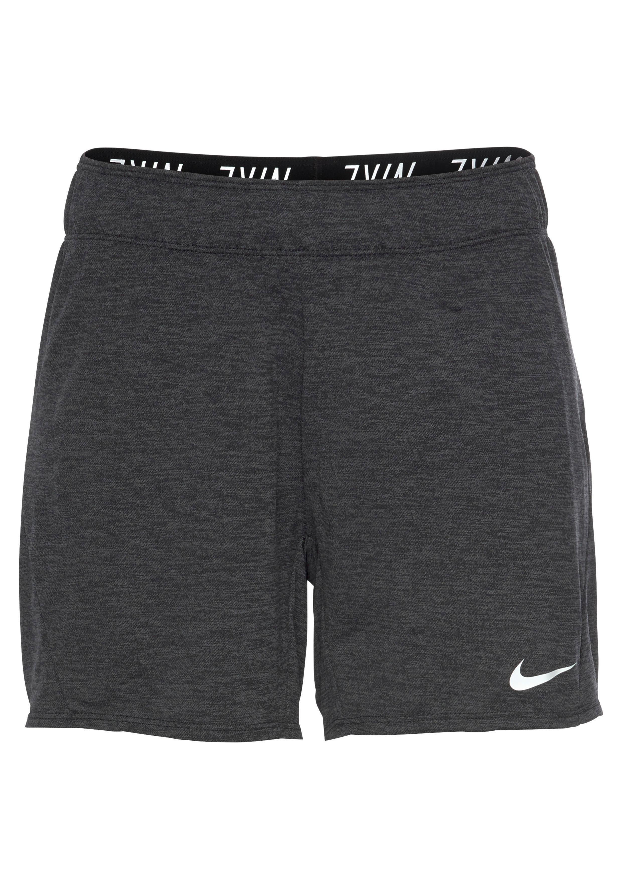 Shorts« Training Nike »women's Online Elastischer Logoschriftzügen Bund Trainingsshorts Dry Mit Kaufen Y6gyvImbf7