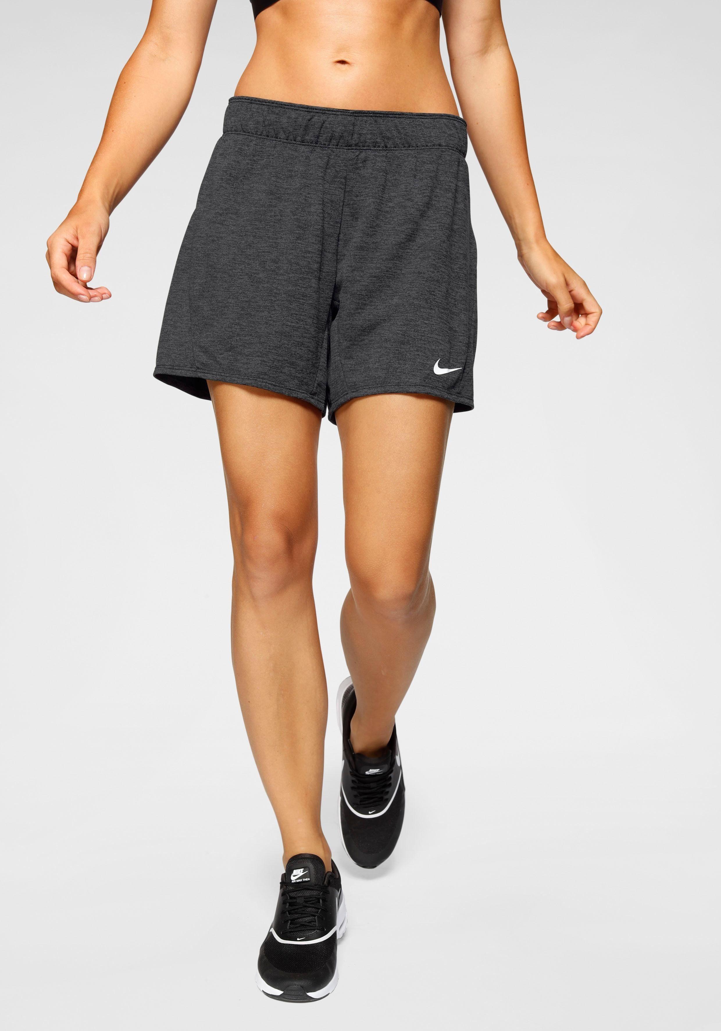 Trainingsshorts Shorts« Elastischer Mit Logoschriftzügen »women's Online Bund Nike Training Kaufen Dry kZTwuOPXi