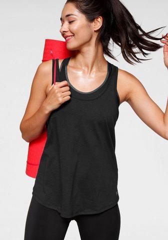 UNDER ARMOUR ® Marškinėliai be rankovių »X-BACK TAN...