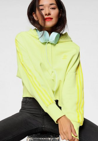 Кофта с капюшоном »CROPPED блузо...