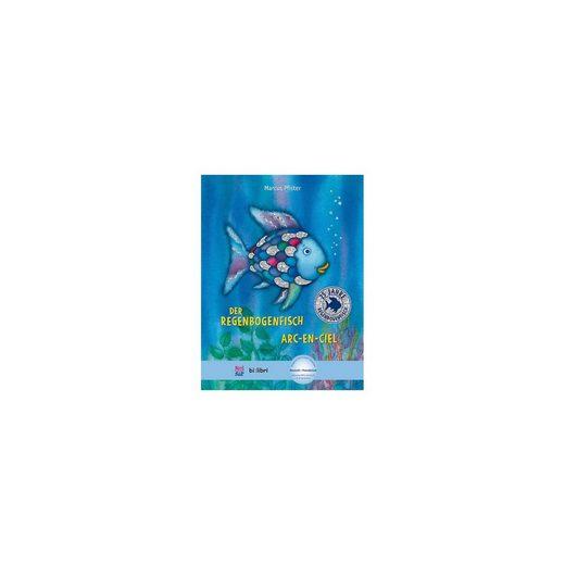 Hueber Verlag Der Regenbogenfisch, Deutsch-Französich Ausgabe