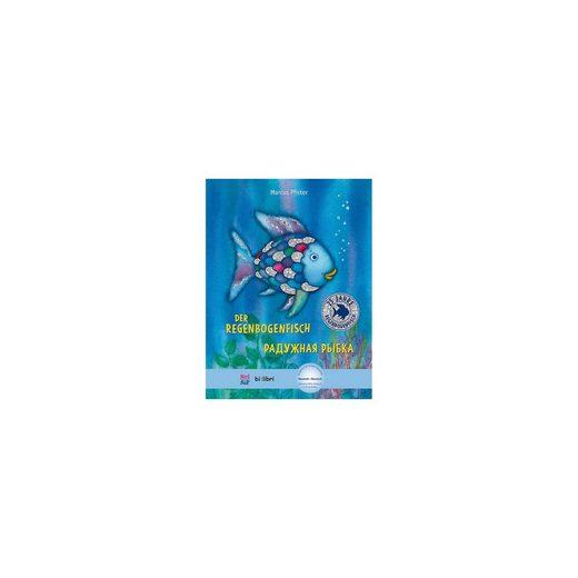 Hueber Verlag Der Regenbogenfisch, Deutsch-Russisch Ausgabe