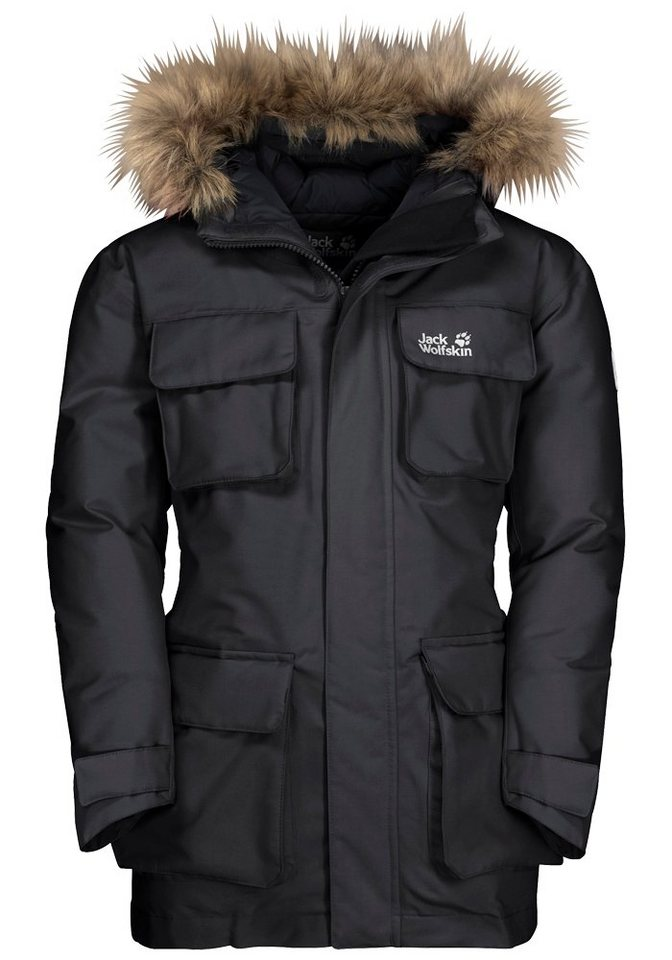 official photos 491bf 32c0b Jack Wolfskin Daunenjacke »ICE EXPLORER JACKET KIDS« online kaufen | OTTO
