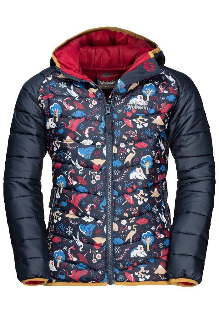 jack wolfskin zenon jacket kinder winterjacke