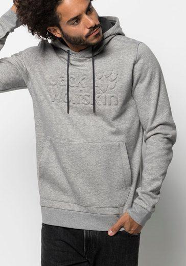 Jack Wolfskin Kapuzensweatshirt »WINTER LOGO HOODY M«