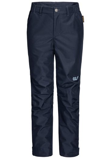 Jack Wolfskin Outdoorhose »SNOWY DAYS PANTS KIDS«