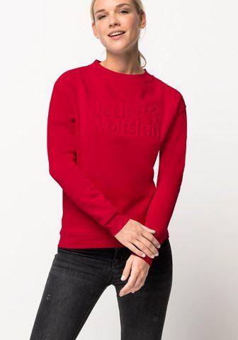 JACK WOLFSKIN Sportinio stiliaus megztinis »WINTER L...