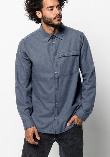 Schlussverkauf Jack Wolfskin Flanellhemd »NAKA RIVER SHIRT M«