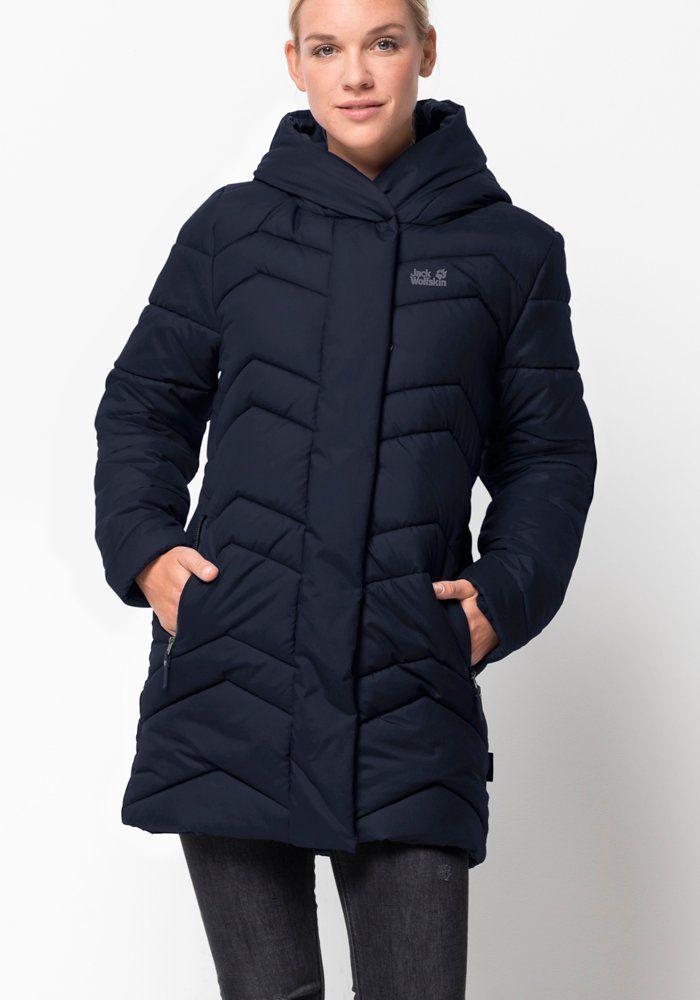Jack Wolfskin KYOTO COAT Damen Mantel