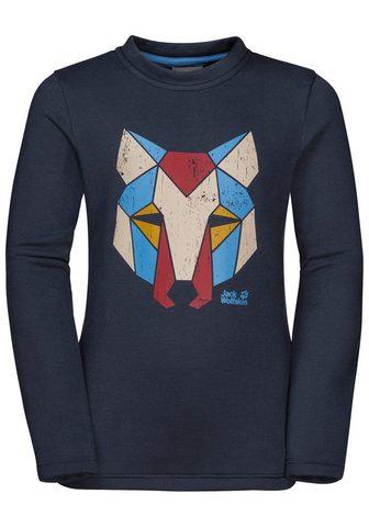JACK WOLFSKIN Sportinio stiliaus megztinis »WINTER S...