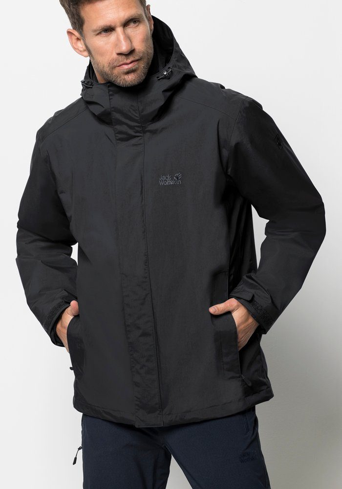 Jack Wolfskin 3 in 1 Funktionsjacke »ICELAND 3IN1 MEN« online kaufen | OTTO