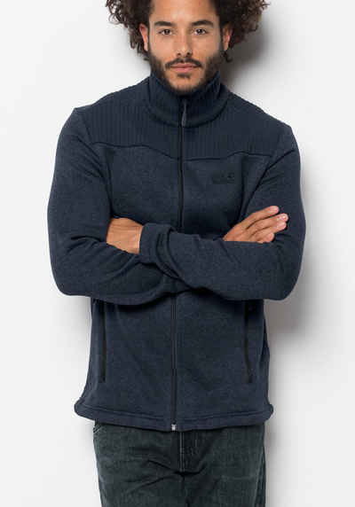 Jack Wolfskin Fleecejacke »SCANDIC JACKET MEN«