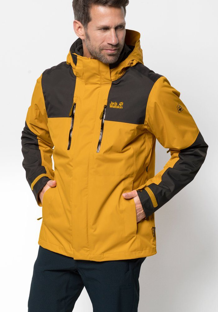Jack Wolfskin 3 in 1 Funktionsjacke »JASPER 3IN1 MEN« online kaufen | OTTO