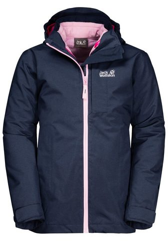 JACK WOLFSKIN Striukė 3in1 »NORTHEASTERN 3IN1 Sporti...