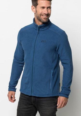 JACK WOLFSKIN Flisinis švarkelis »MIDNIGHT MOON MEN«...
