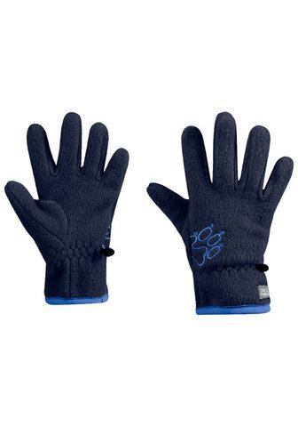 Флисовые перчатки »BAKSMALLA кур...