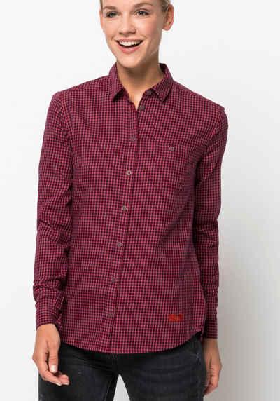 cheap prices new arrive latest design Jack Wolfskin Blusen online kaufen | OTTO