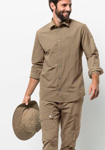JACK WOLFSKIN Marškiniai ilgomis rankovėmis »LAKESID...