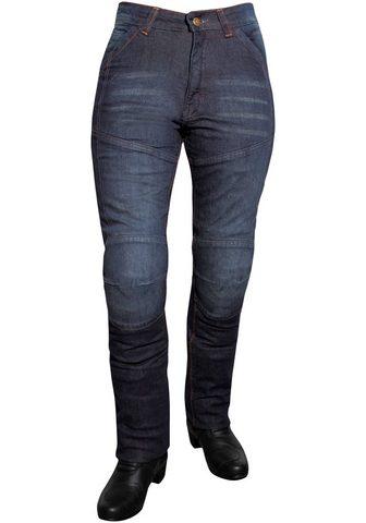 ROLEFF Motociklininko kelnės moteriški džinsa...