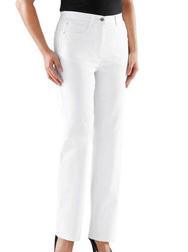 Casual Looks Dehnbund-Jeans