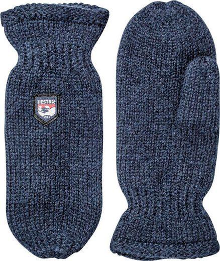 Hestra Strickhandschuhe »Basic Wool«