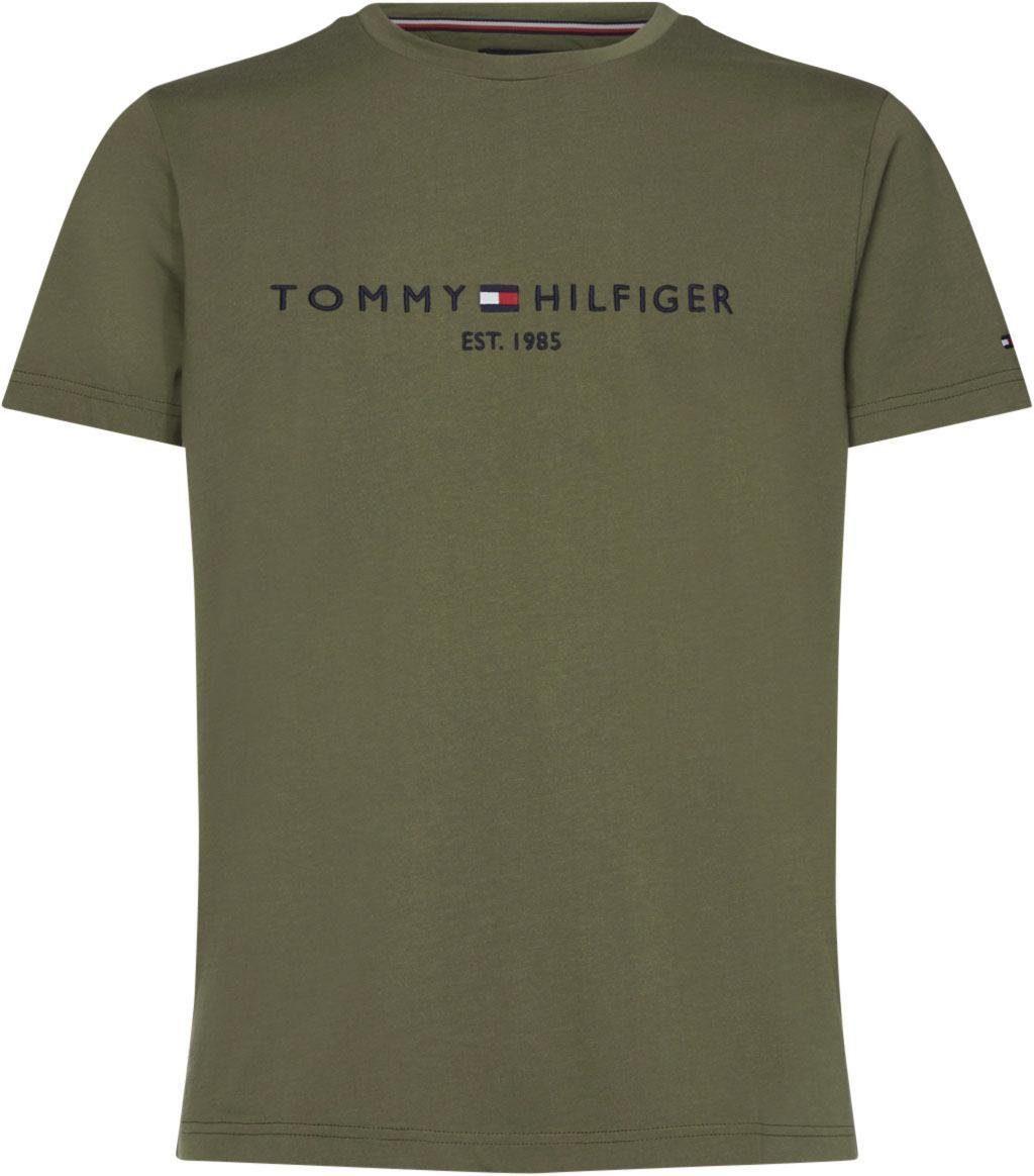 T-Shirt Kurzarmshirt Shirt  34 36 38 40 In Vogue Paris Perlen Happy Day schwarz
