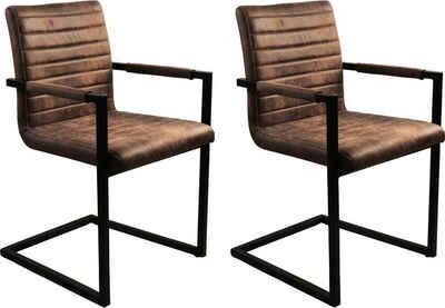 SIT Freischwinger »Sit&Chairs« (Set, 2 Stück)