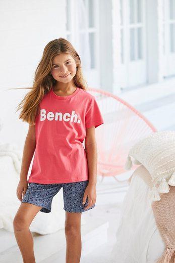 Bench. Shorty mit Logo Druck