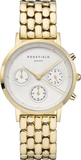 ROSEFIELD Chronograph »Gabby White Gold, NWG-N90«