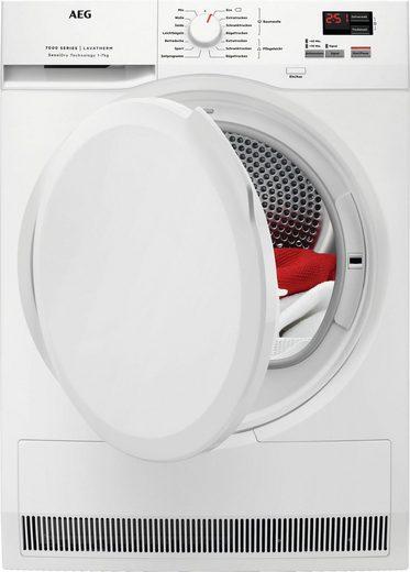 AEG Wärmepumpentrockner 7000 T7DBZ41570, 7 kg