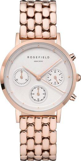 ROSEFIELD Chronograph »Gabby White Rosegold, NWG-N91«
