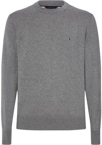 TOMMY HILFIGER Пуловер с круглым вырезом