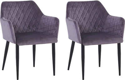 SIT Polsterstuhl »Sit&Chairs« (Set, 2 Stück)