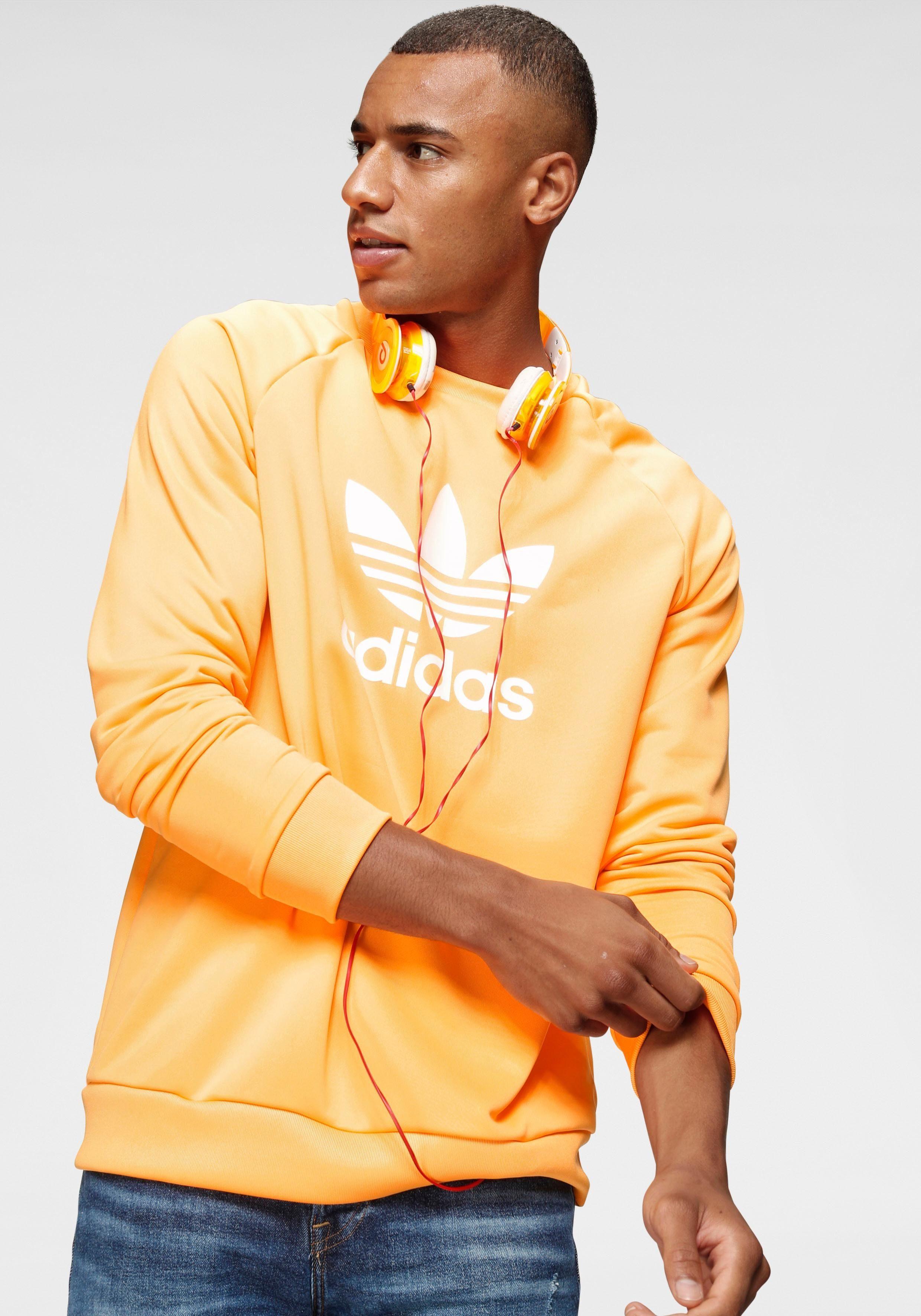 adidas Originals Свитшот »TREFOIL CREW« Raglanärmel