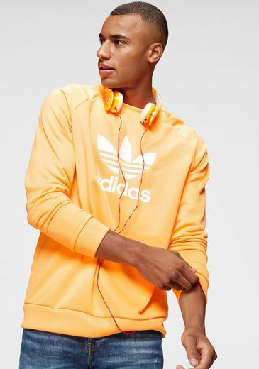 adidas Originals Sweatshirt »TREFOIL CREW« Raglanärmel