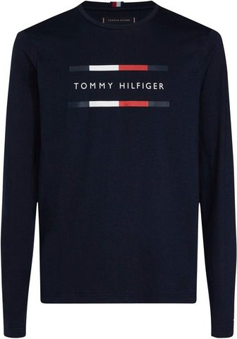 TOMMY HILFIGER Palaidinė ilgomis rankovėmis »CORP LON...