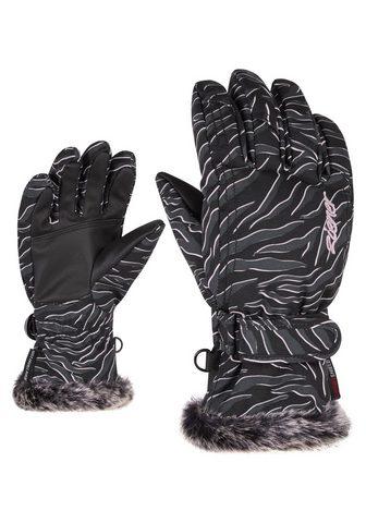 ZIENER Pirštinės slidinėjimui »LIM«
