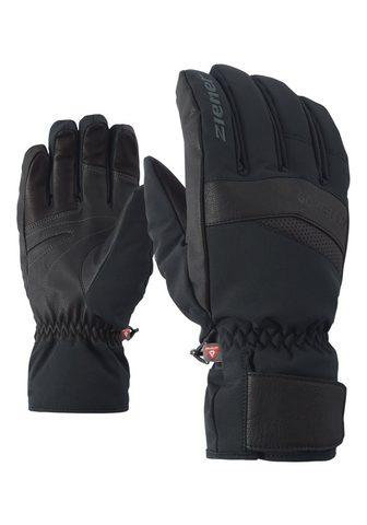 ZIENER Pirštinės slidinėjimui »GRADY GTX PR«
