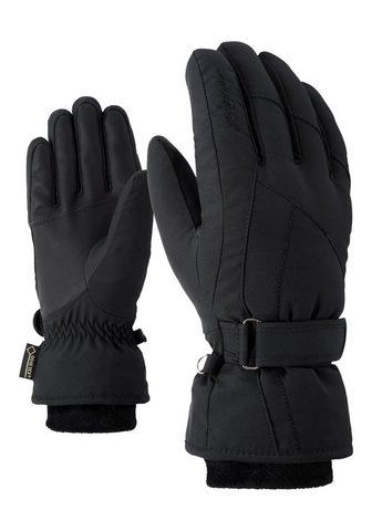ZIENER Pirštinės slidinėjimui »KARMA GTX(R)«
