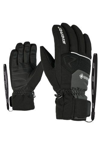 ZIENER Pirštinės slidinėjimui »GREGGSON GTX«