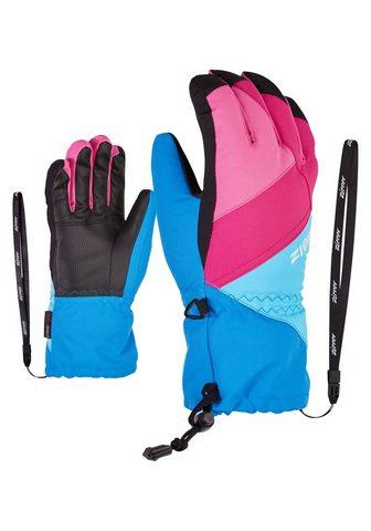 ZIENER Pirštinės slidinėjimui »AGIL AS(R)«