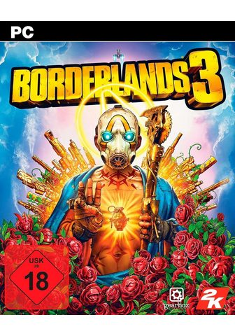 2K SPORTS Borderlands 3 PC